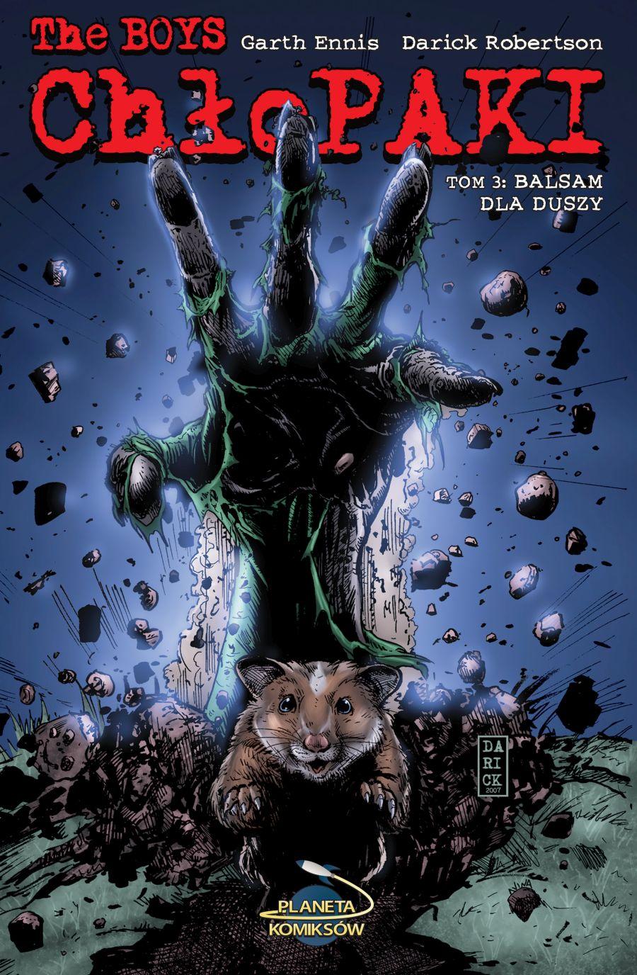 Witajcie na orbicie Planety Komiksów!