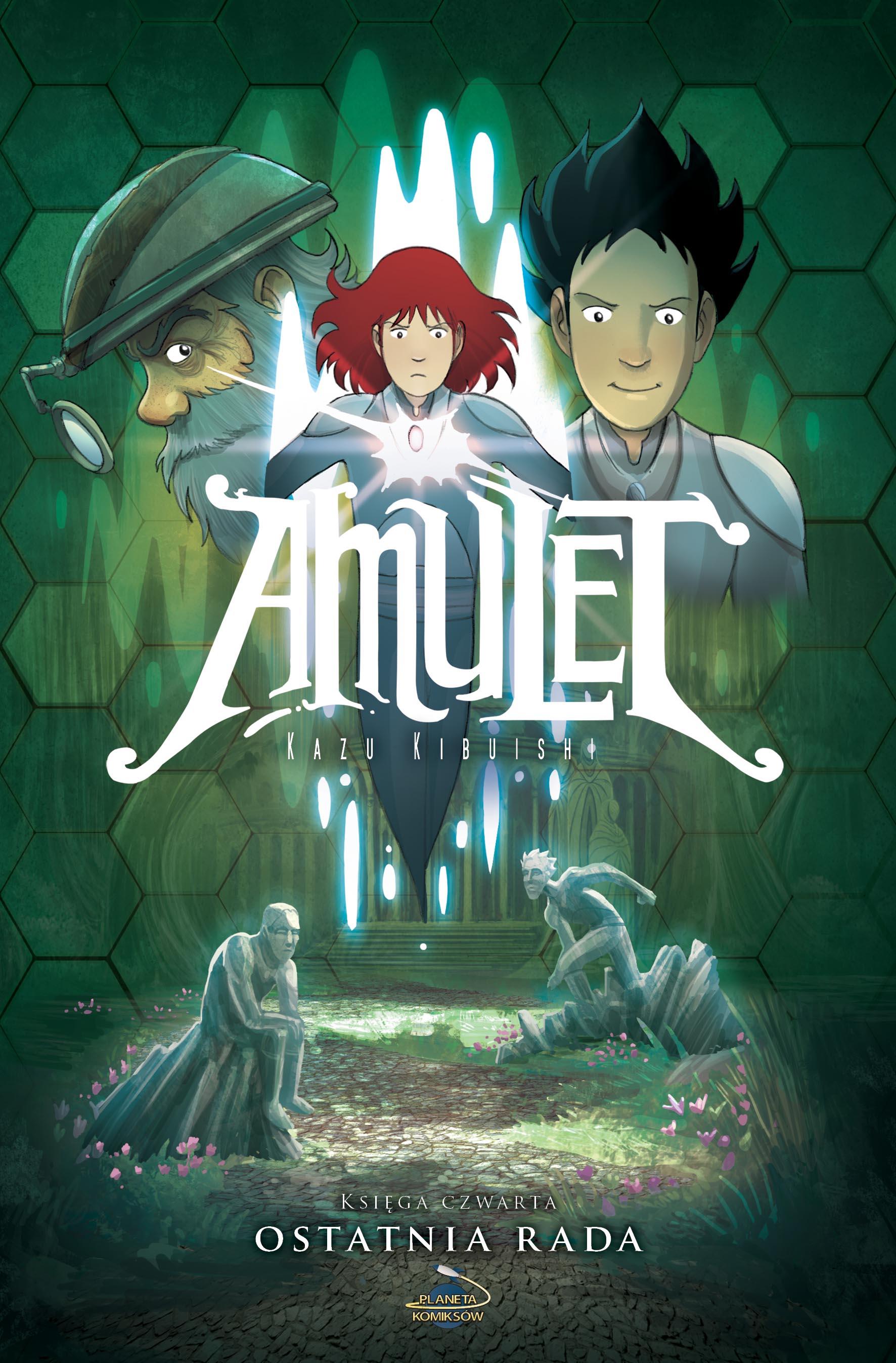 Czwarty tom Amuletu ukaże się 20 sierpnia!