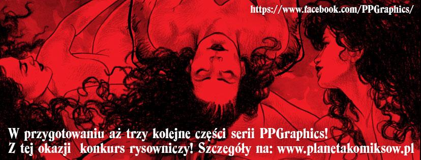 KONKURS RYSOWNICZY: PPGraphics – debiuty!