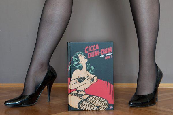 Cicca Dum-Dum dojechała do magazynu!