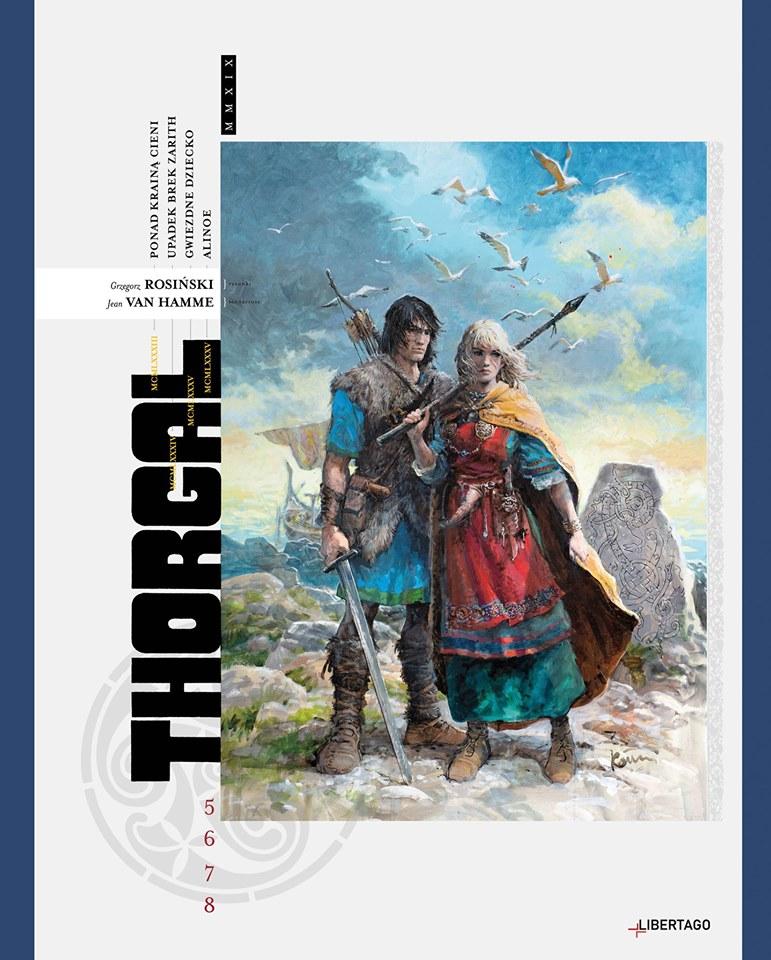 """Przedsprzedaż 2 tomu ekskluzywnego wydania """"Thorgala"""" rusza o 14:00"""
