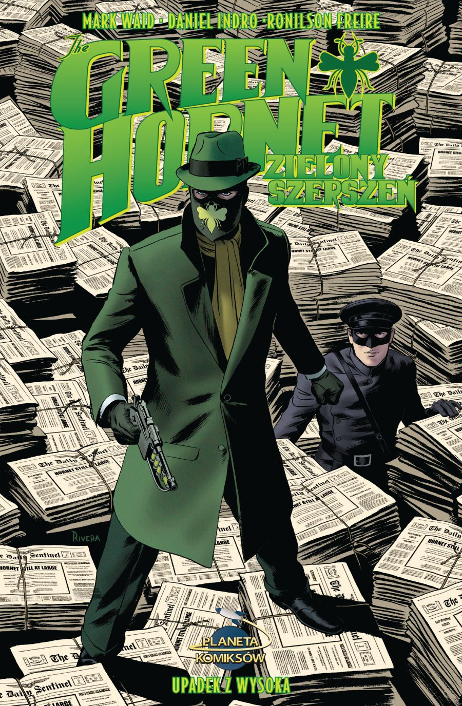 Green Hornet: Zielony Szerszeń – Upadek z wysoka