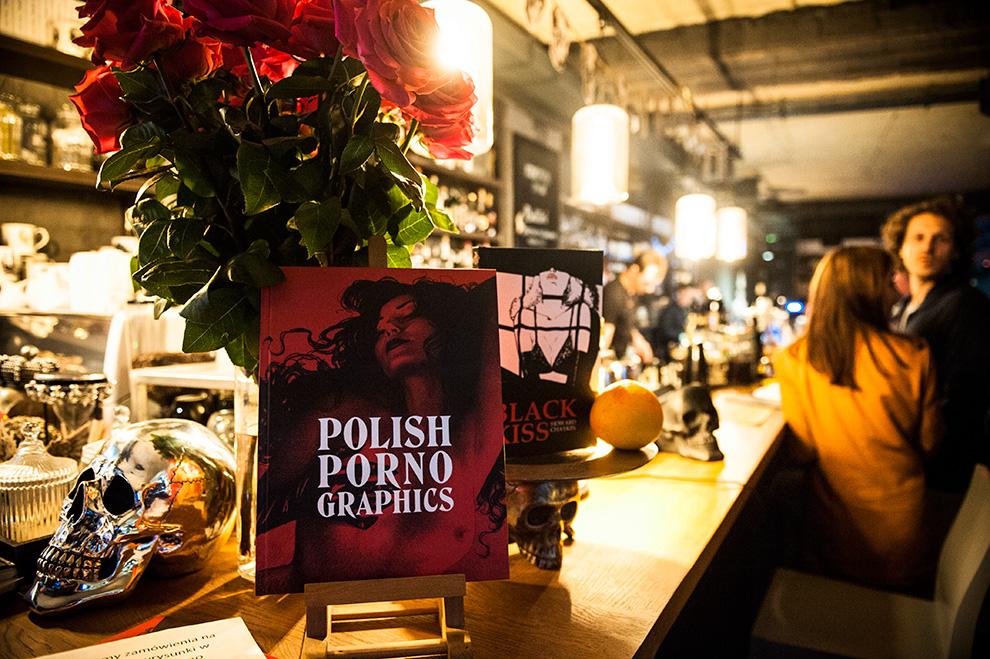 Foto relacja ze spotkania z autorami Polish Porno Graphics w Worku Kości!