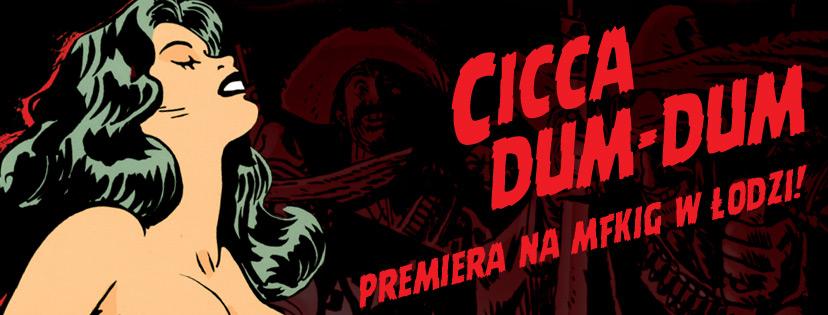 Cicca Dum-Dum tom 1 już w druku!