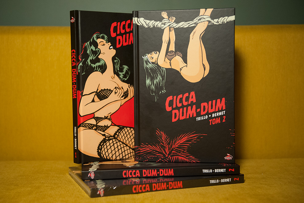 Cicca Dum-Dum 2 jest gotowa. ZAWSZE gotowa.
