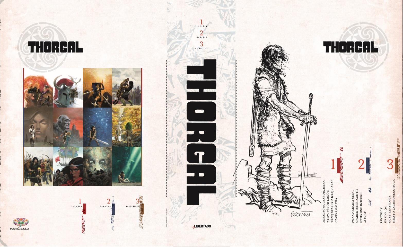 """Ruszają rezerwacje na 3 tom ekskluzywnego wydania """"Thorgala""""!"""