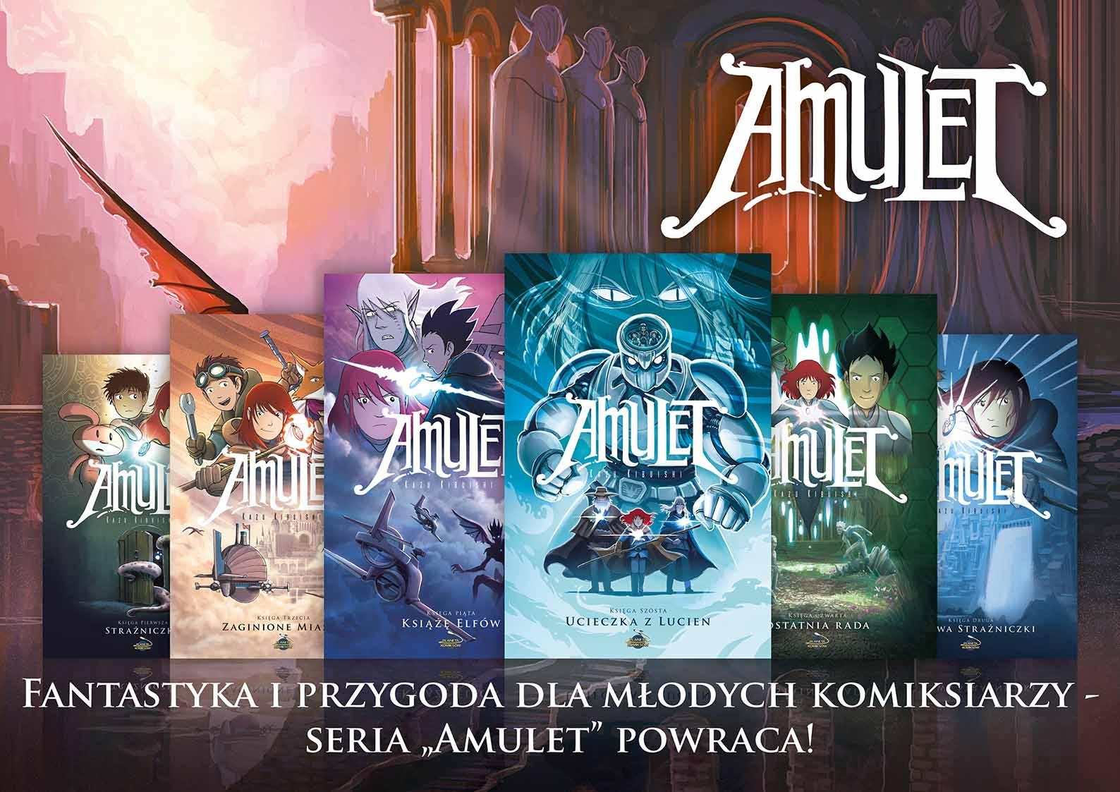 """""""Amulet"""" 6 już 15 września!"""