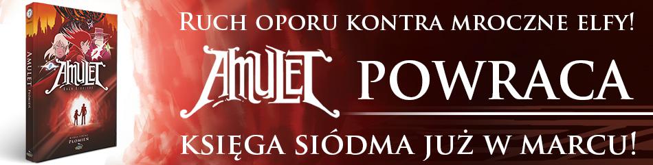 """Ruszyła przedsprzedaż na """"Amulet"""" 7!"""