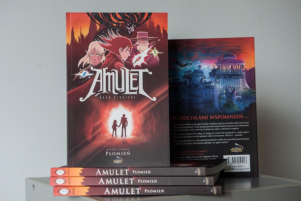 Amulet 7 już w u nas!
