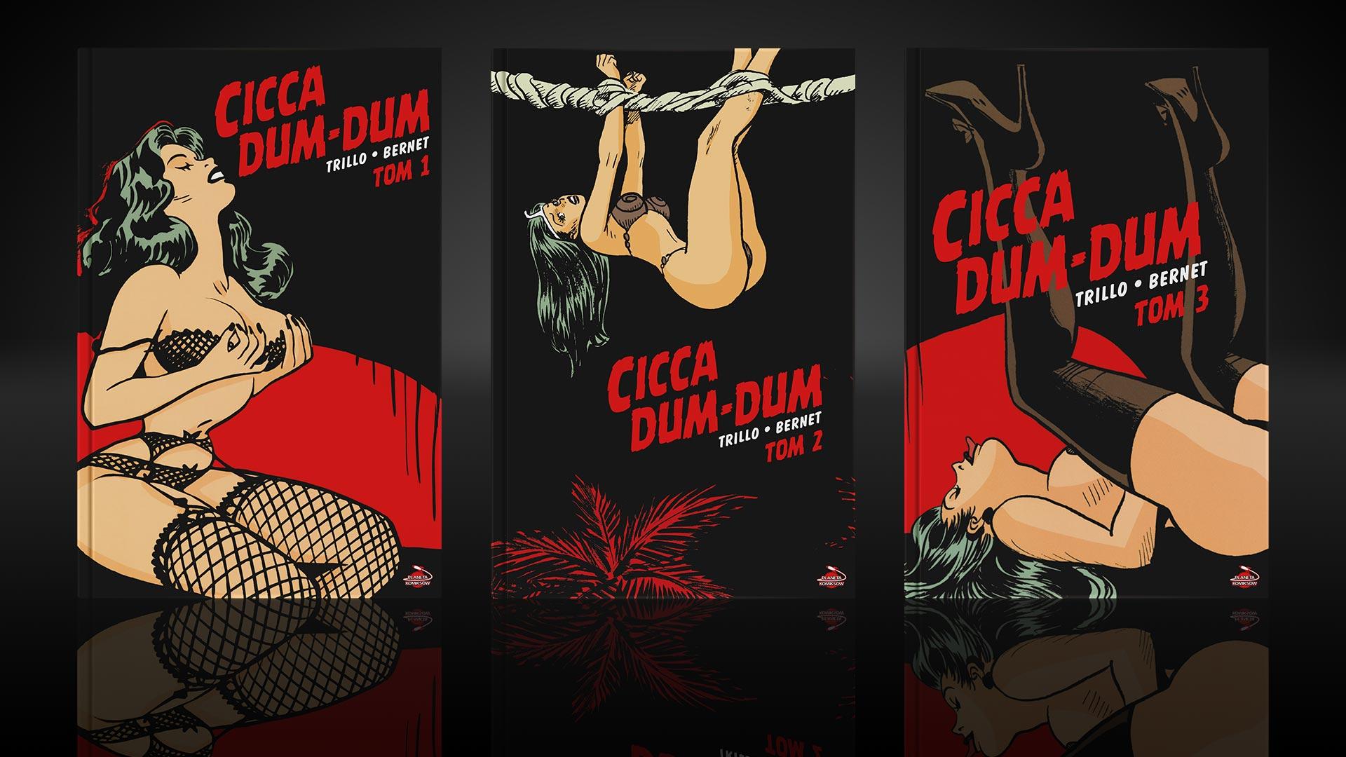 Cicca Dum-Dum powraca! Ostatni tom w przedsprzedaży